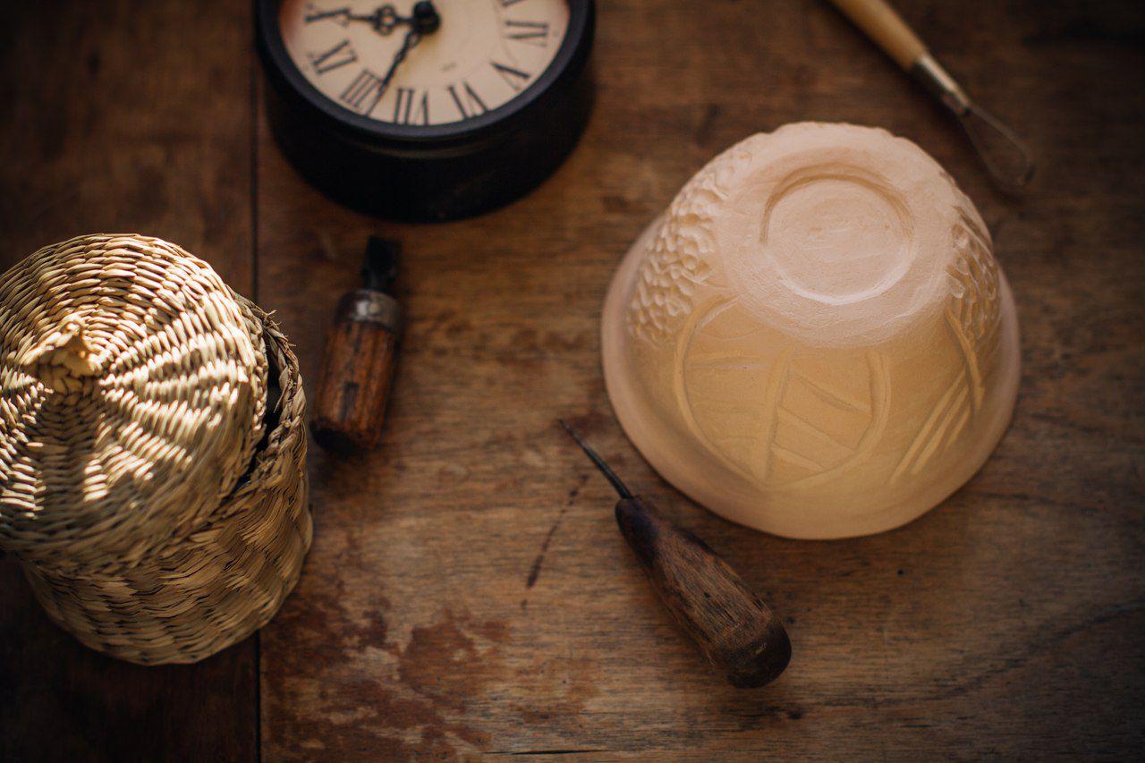 глина гончарство рукоделие посуда