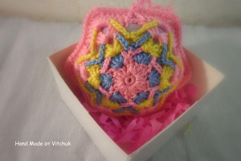 ручнаяработа игрушки рождество новыйгод ёлочные сувениры длярукоделия звёзды подаркиподёлку игольницы handmade