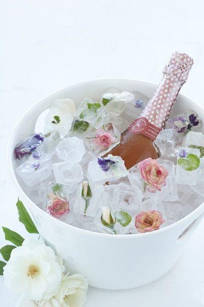 идеи свадьбы своими ужина напитки дома для лед руками кулинария