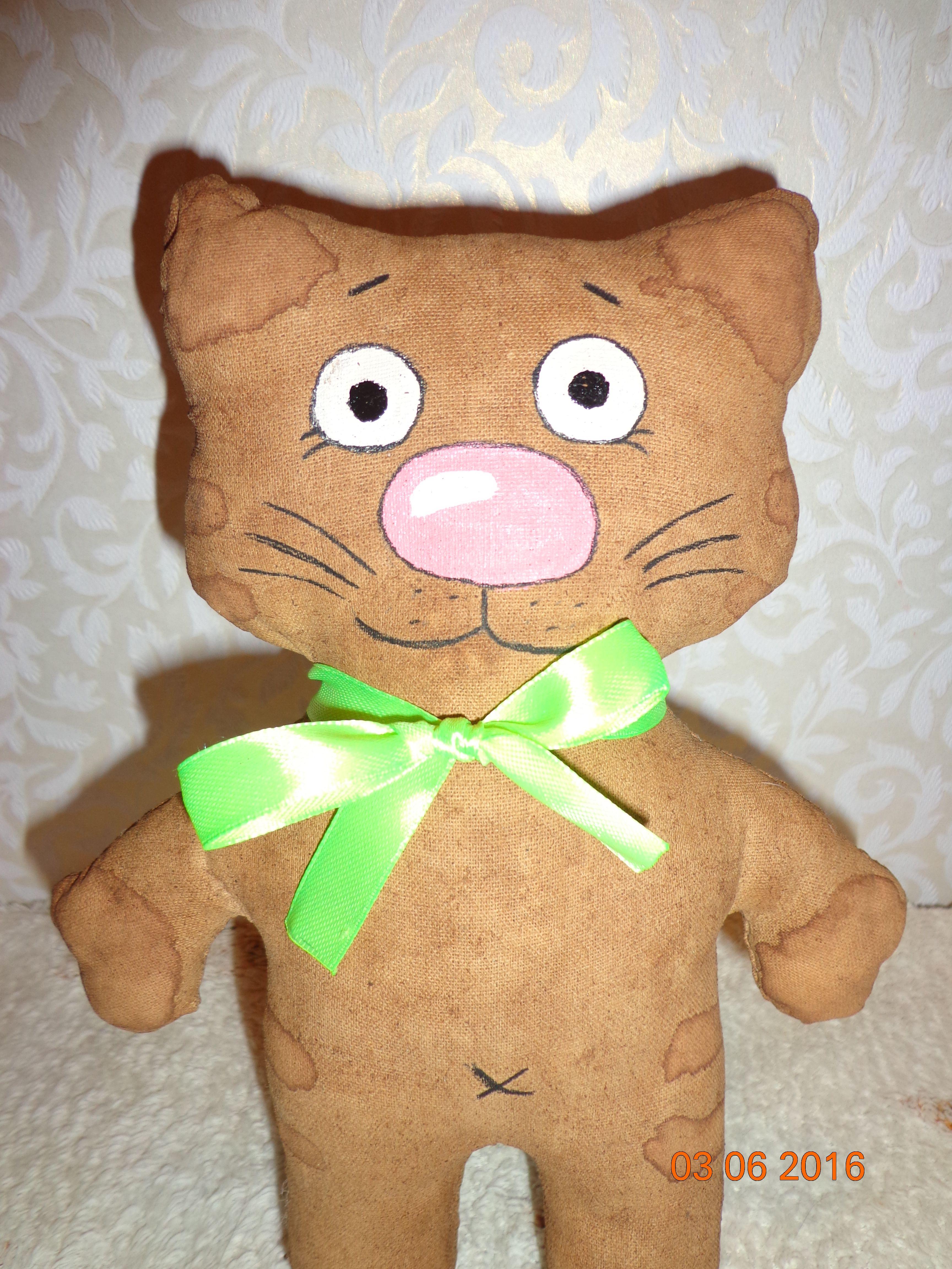 кофейный ароматная корица игрушка кофе котик