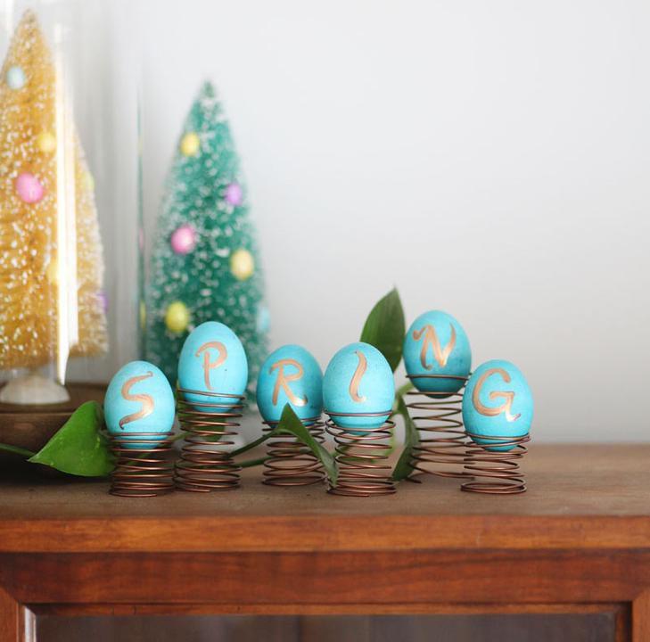 яйца праздник проволока пасха