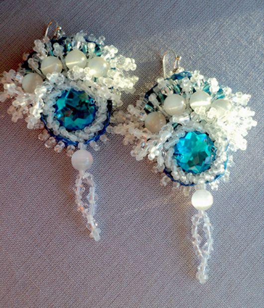 decorations finejewelry jewelryart fouyou streetstyle seasontrends womanstyle воронеж вышивка стиль casual мода handmade style beauty серьги art bijouterie украшения jewelry работаназаказ купить diy бижутерия