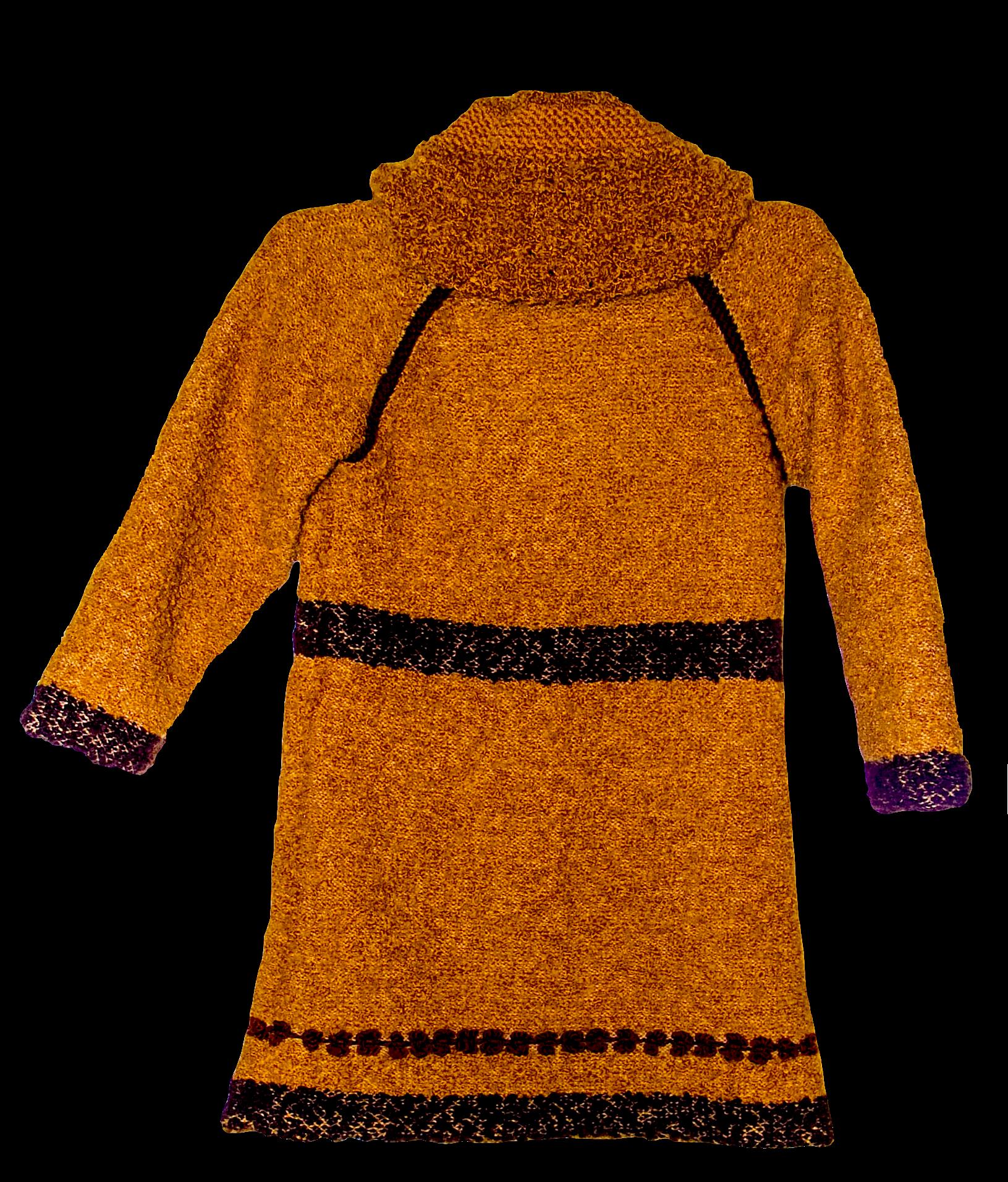работы ручной однотонный девочки капюшоном пальто ручная авторская для работа с бежевый