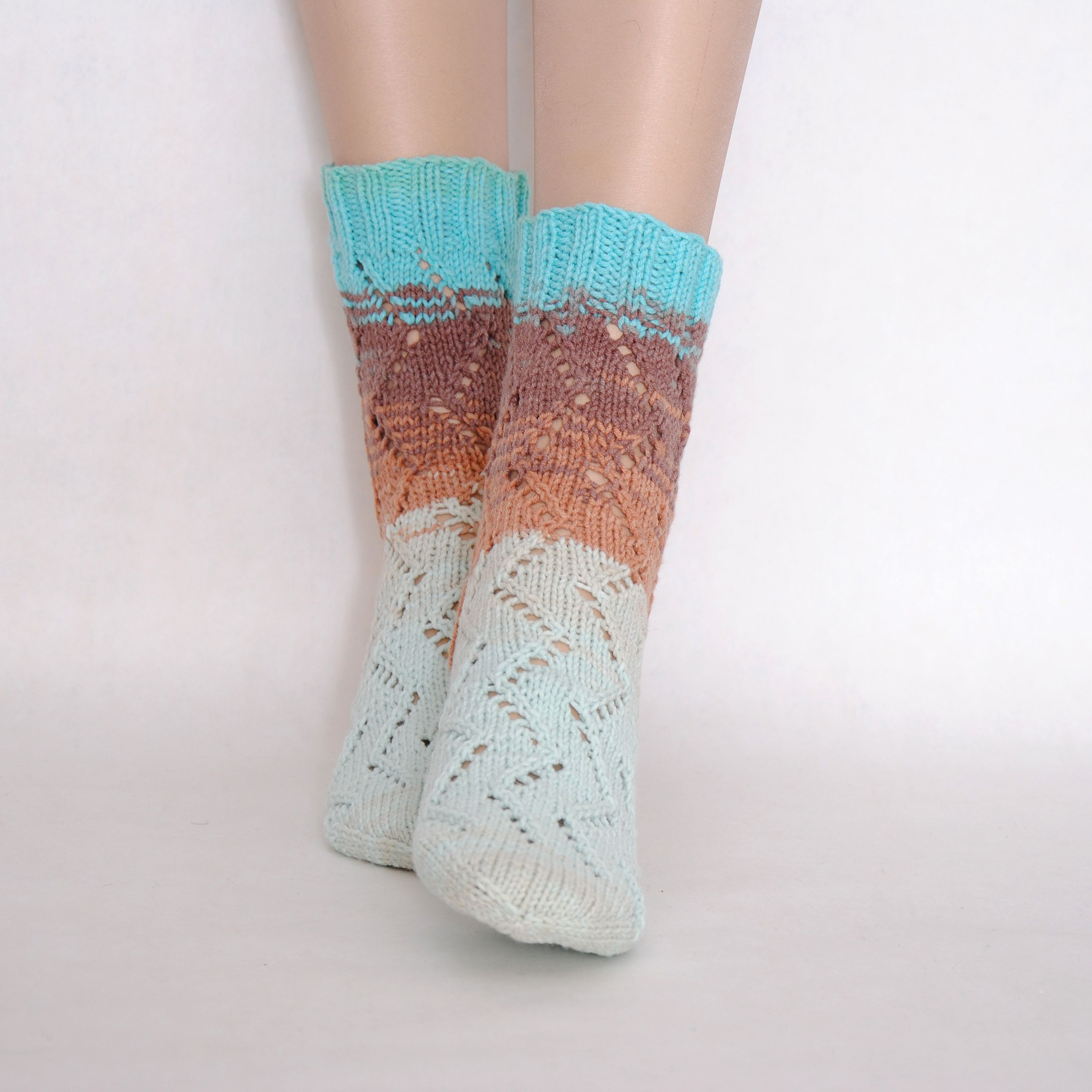 день вязаные подарок носочки купить рождения год новый женские носки подруге хлопка