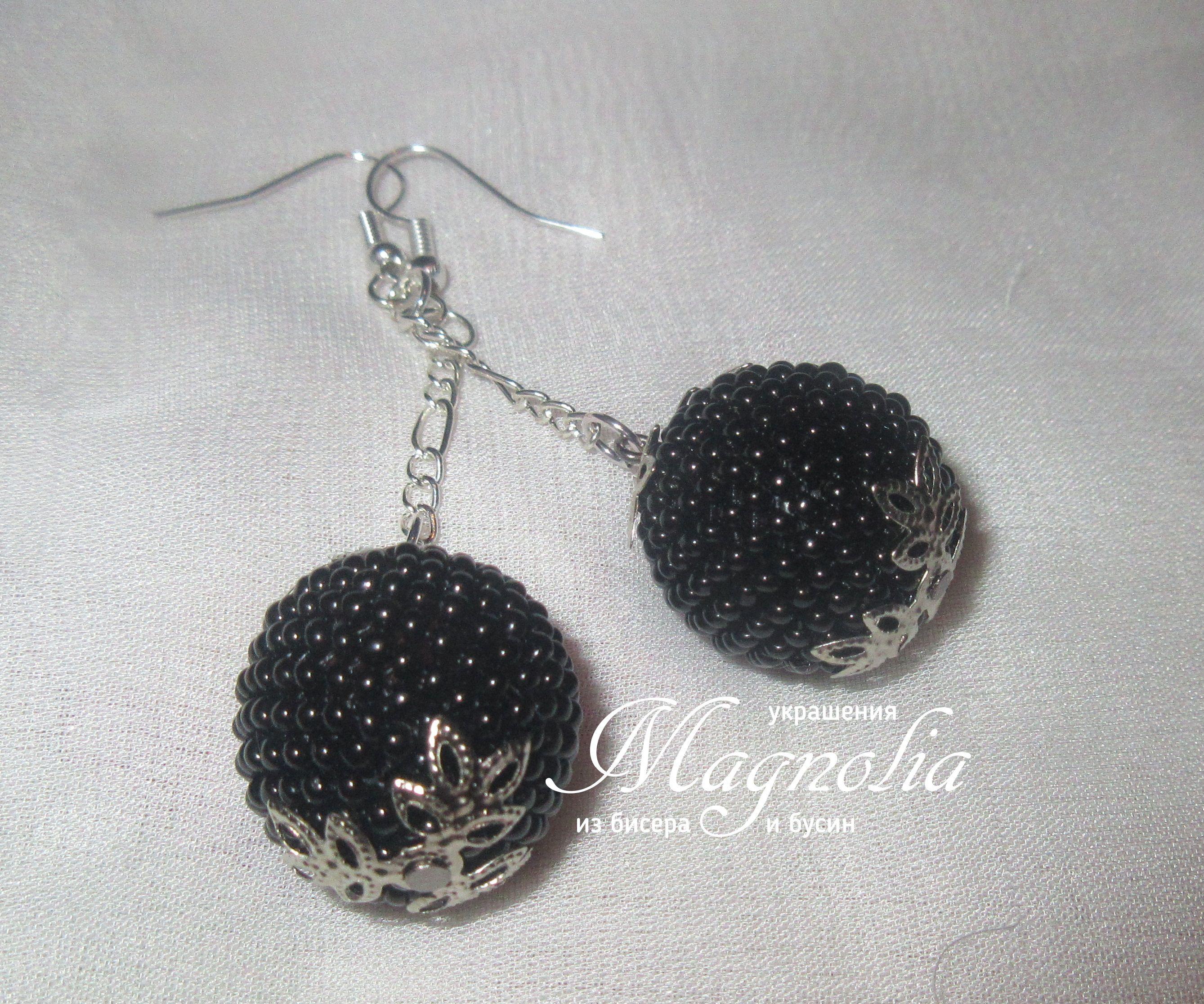 танцующиедиско magnoliya_hm серьги слюбовьюдлявас