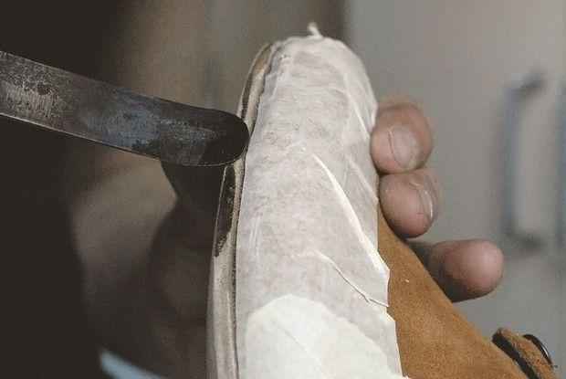 Обувь своими руками 41