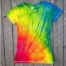 покрасить вещиновое одежды футболка дизайн идеи руками как своими сделай сам