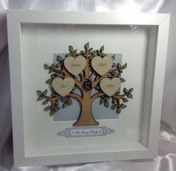 семья идеи своими декора дома для дерево руками наша родовое сделай сам подарок