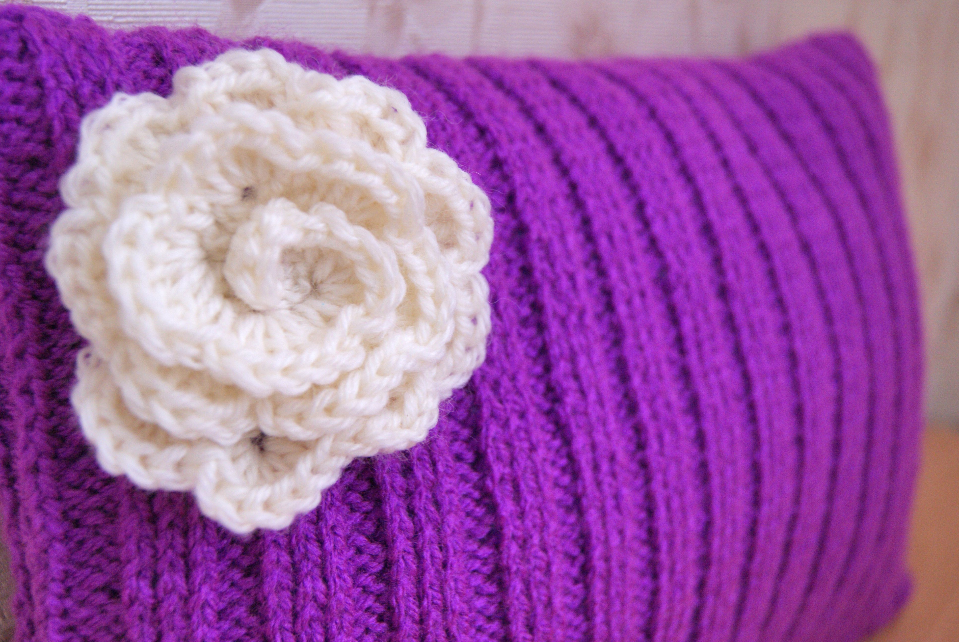 вязание подушка длядома уютныйдом уют стиль тепло вяжуназаказ дизайн цикламен вяжутнетолькобабушки дом вязаниеназаказ