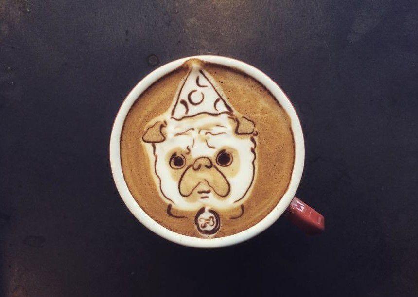 креативнаяидея шоколад какао рисункинакофе трафарет кофейноеискусство сделайсам мастеркласс кофе креатив своимируками фантазия
