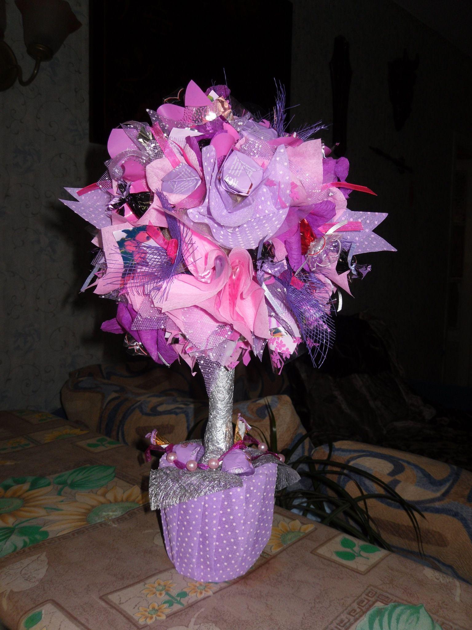 букеты свадебные конфет молодожены фужеры молодоженам красивые подарки свадьба конфетные