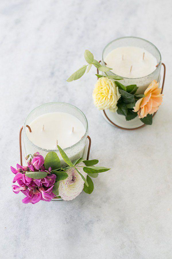 ароматические идея подарка свечи романтика праздник руками своими
