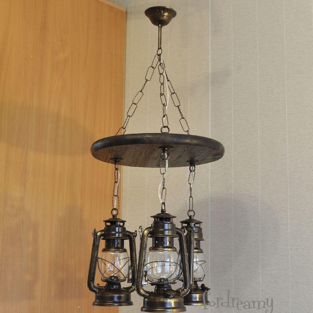 лампалофт керосинка люстра лампаэдисона лофт керосиновая лампавинтаж лампаретро светильниклофт