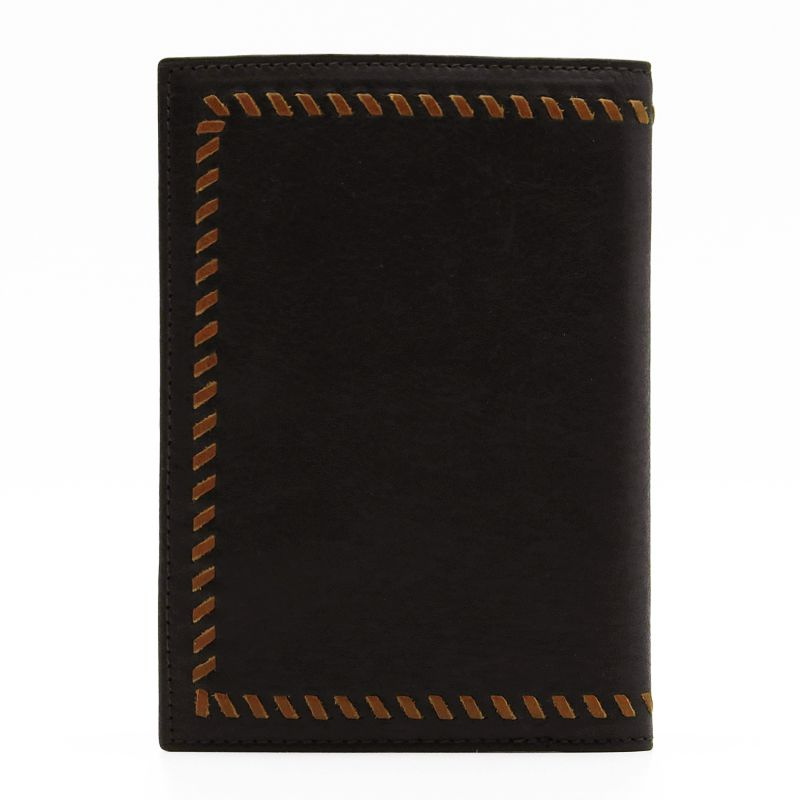 кожаная паспорт обложка handmade cangurione