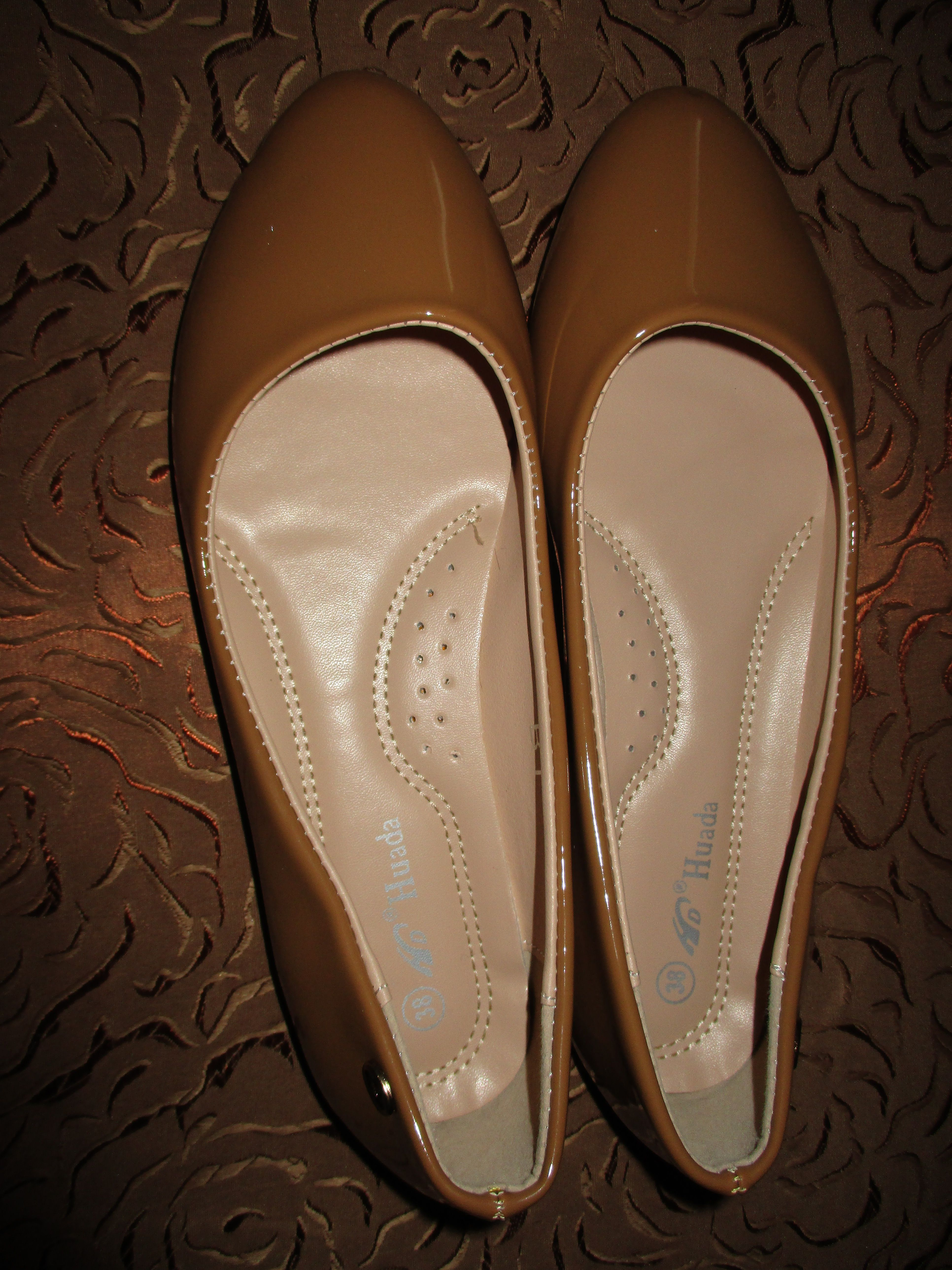 балетки обувь