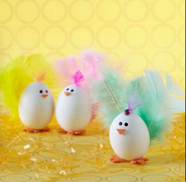 выдуть яйцо яиц поделки из пасха как