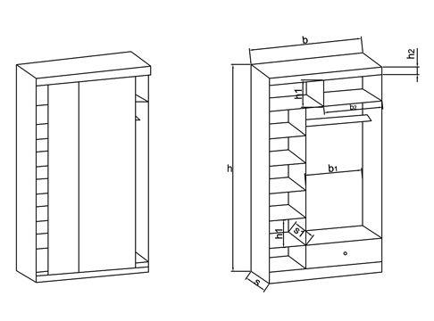 Как сделать шкаф своими руками 3