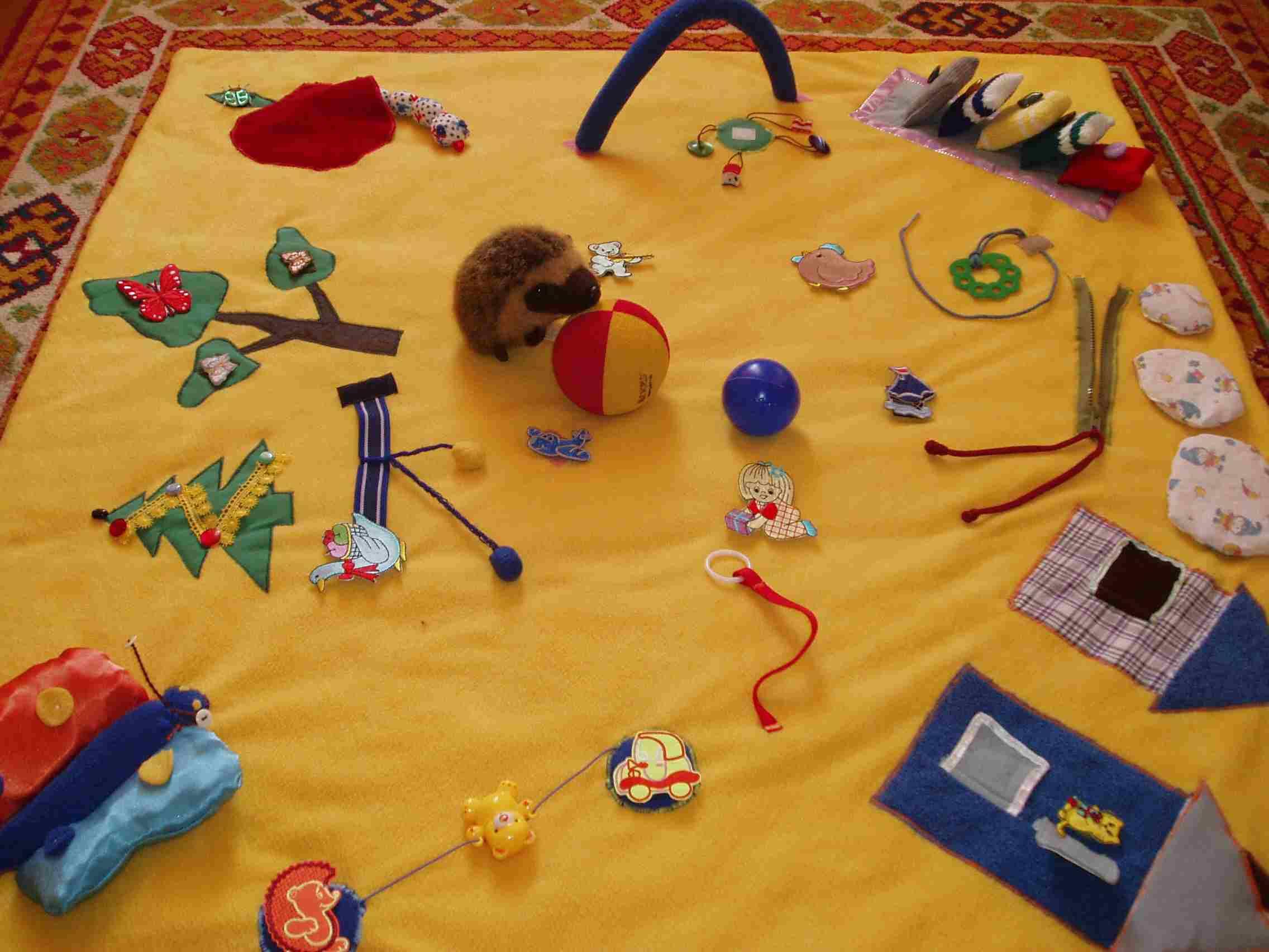 детей коврик мастеркласс детская для ткань фетр