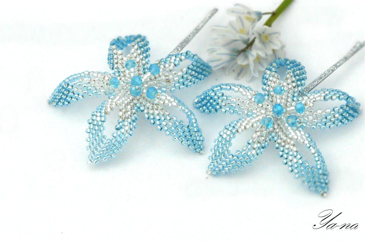 ручнаяработа подарокдевочке подарокдевушке заколка украшение новосибирск хэндмейд цветывприческу аксессуар длядевочки бижутерия бисерныецветы цветыизбисера