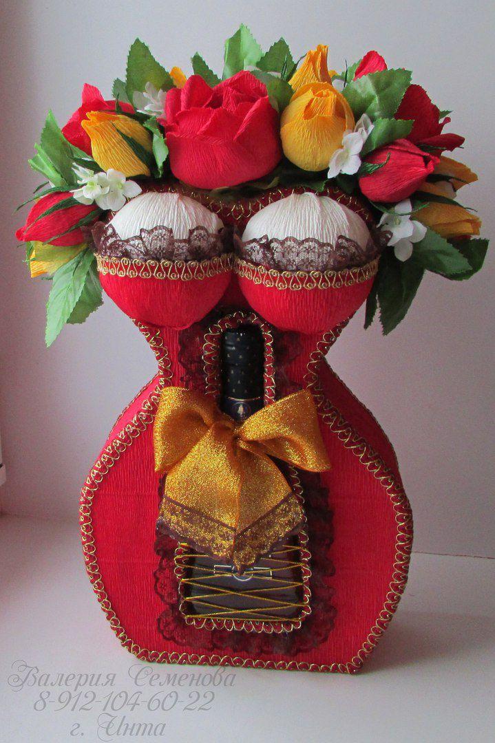 конфеты букет праздник подарок