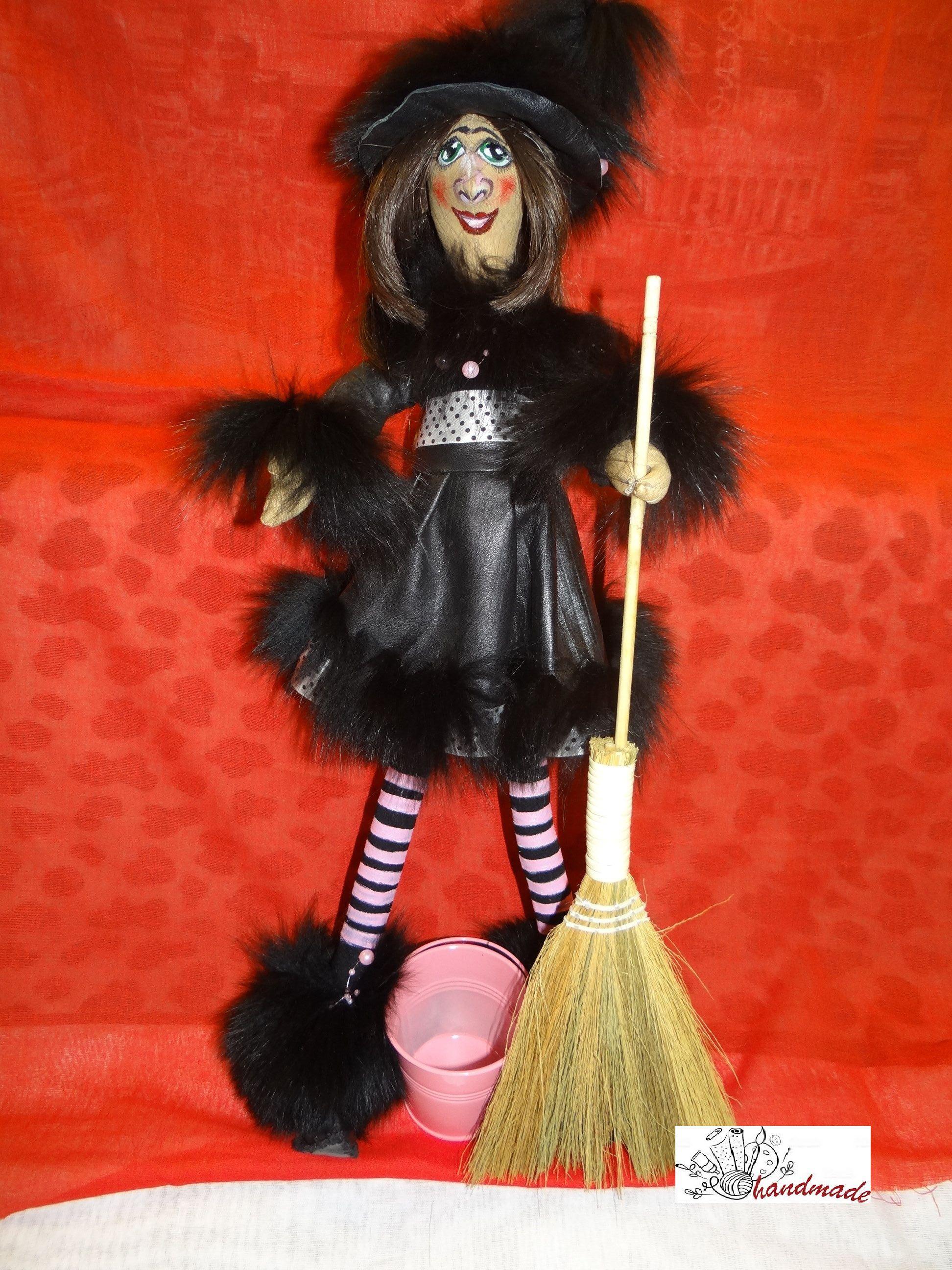 куклы ведьма кукла