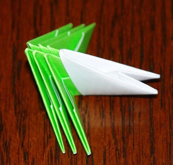 Модульное оригами 9