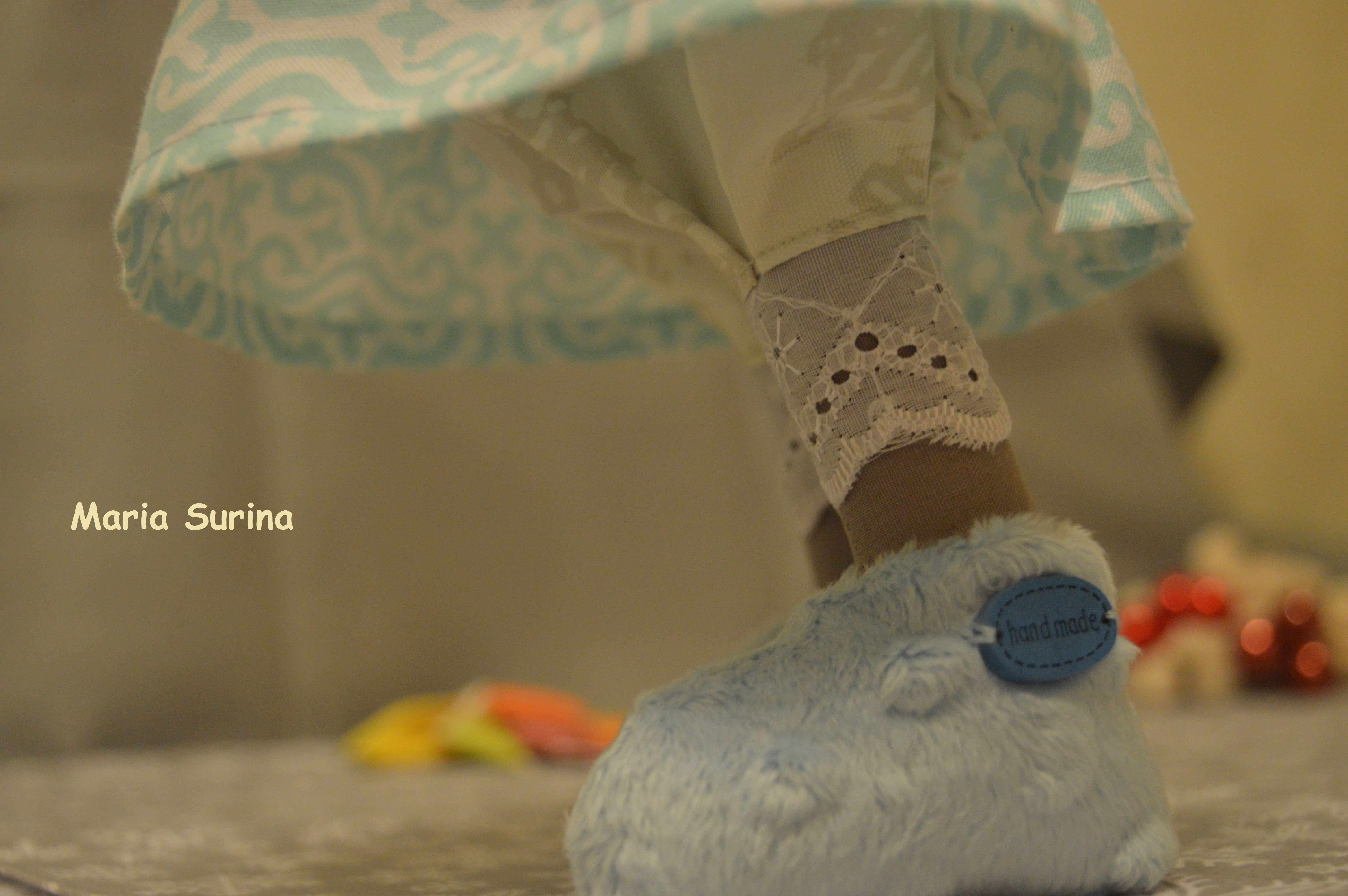 кролик работы ручной игрушка handmade тильда зайка