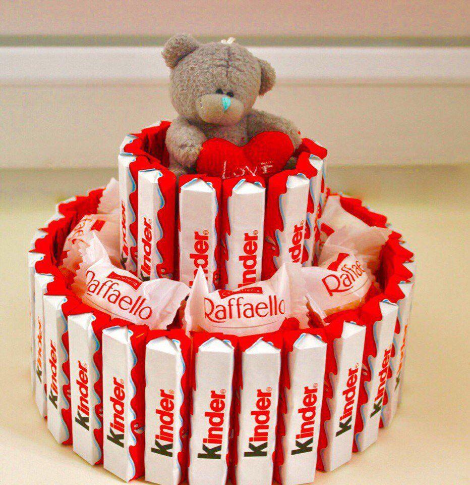 шоколад марта оригинальный маме киндеров киндер шоколадный девушке конфет торт подарок