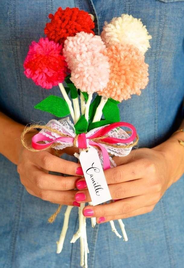 Подарки на день святого Валентина своими руками 12
