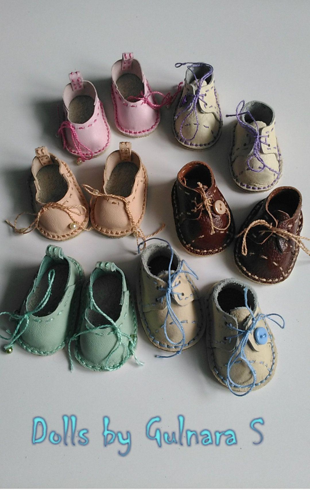 авторская работа для обувь куклыгульнарыс тильда кожаные ботинки кукол