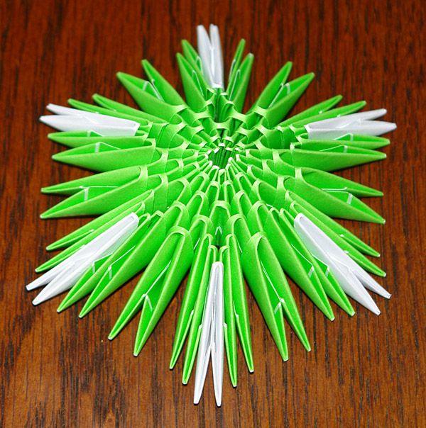Модульное оригами 7