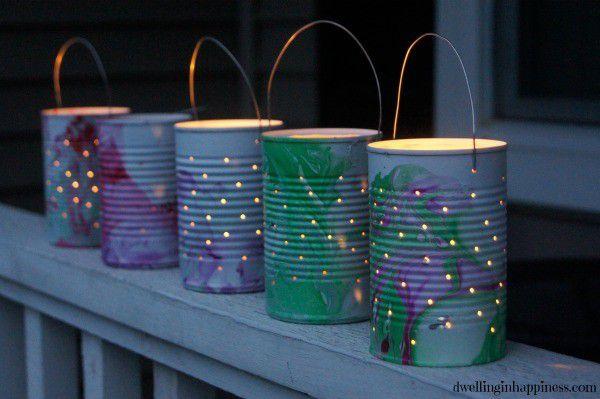 вечеринки мраморные светильники подсвечники руками своими