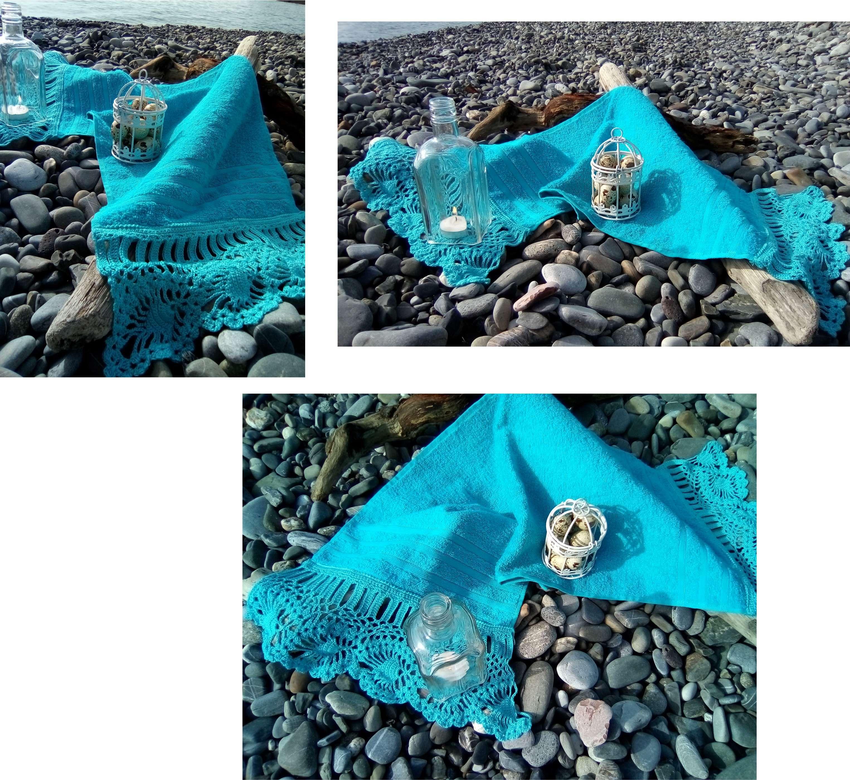 подарок лица кружевами ванной махровое для текстиль кружевом дома рук кружевное полотенце детское