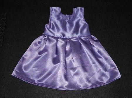Платье для девочки своими руками 6