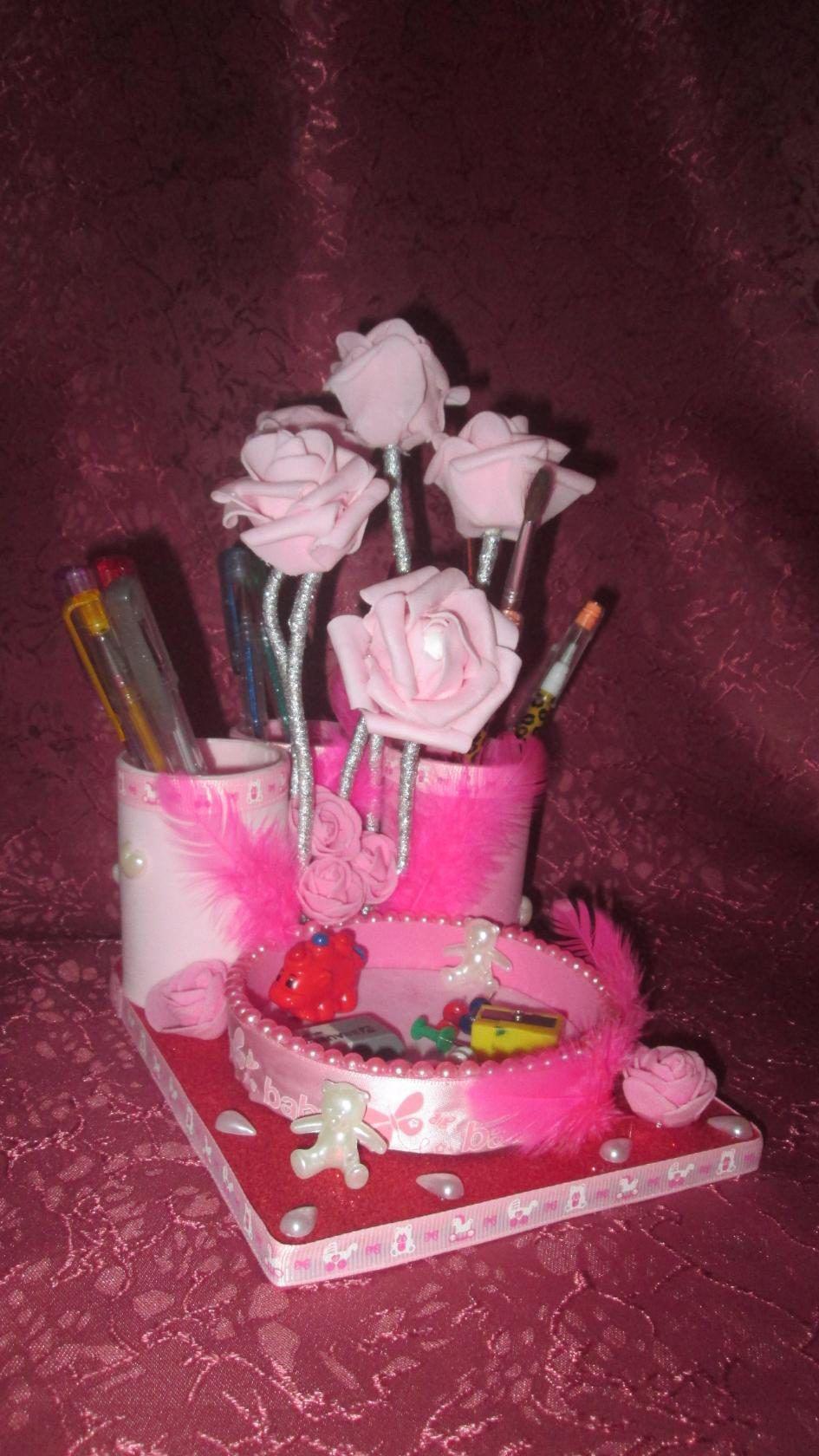 ручки подставки карандаши
