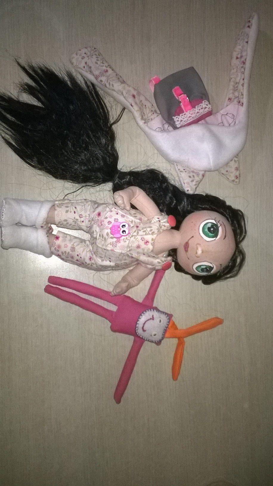 doll куклы декор игра текстильные подарок