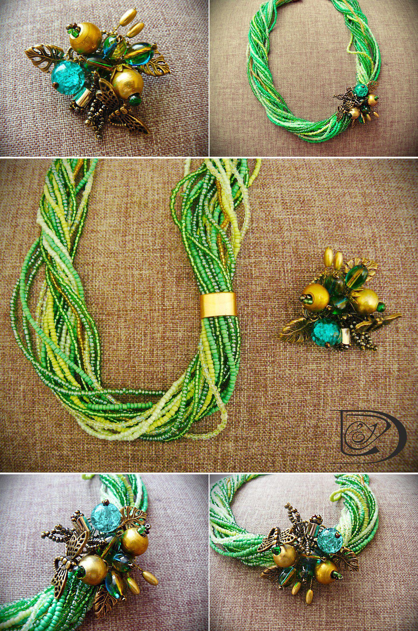 бижутерия серьгикупить beauty wirewrap jewelry брошьназаказ колье брошь beautiful jewel подарок подароклюбимой