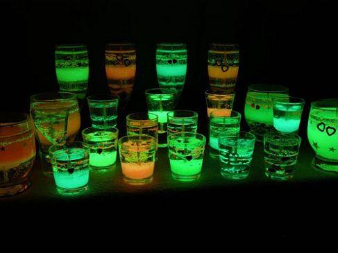 Как сделать светящуюся жидкость из подручных средств 3