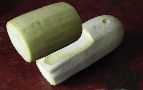 Поделки из овощей 7
