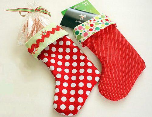 рождественскийносок мастеркласс подарки новыйгод праздники