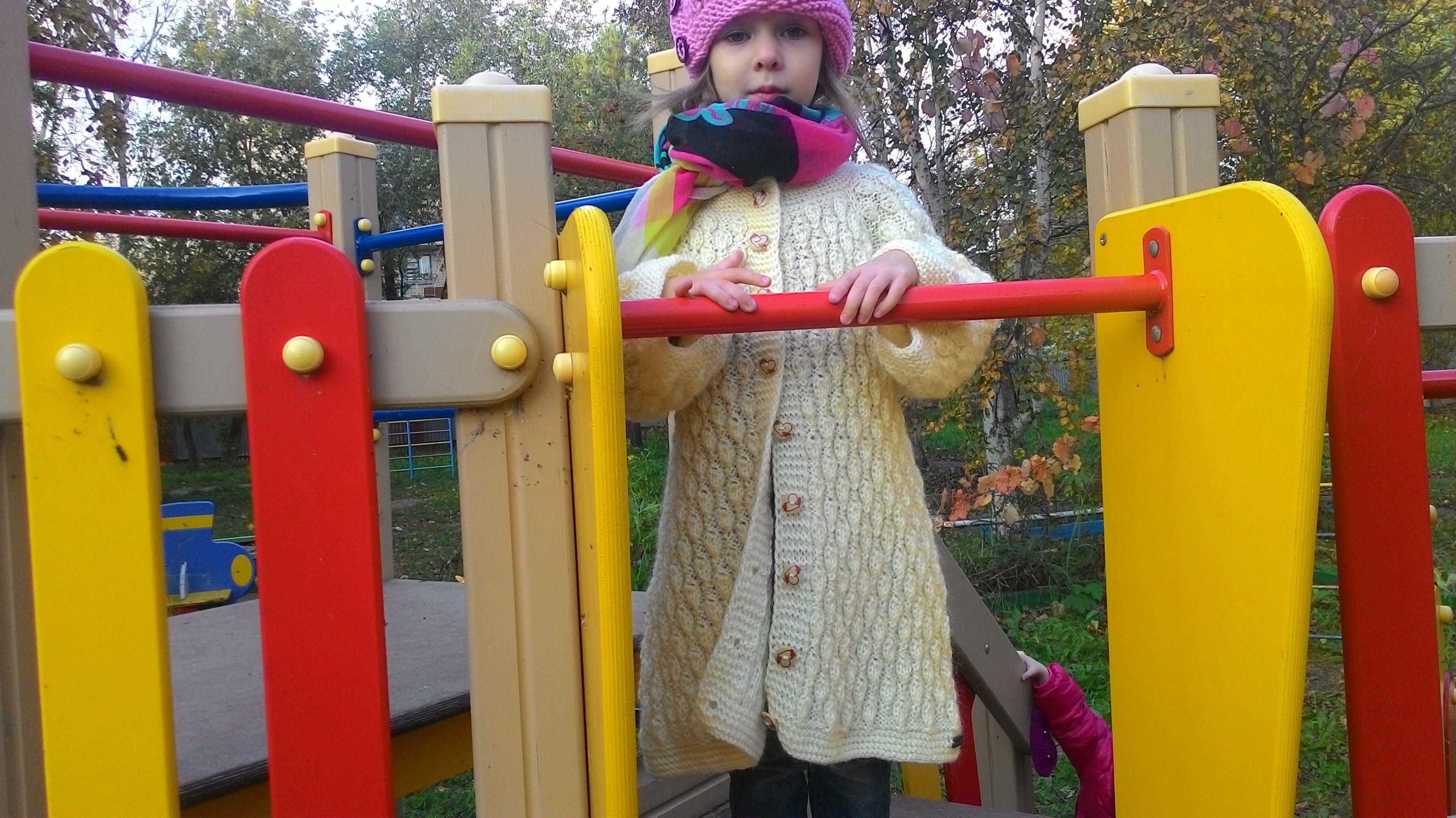 спицами мохера осенний девочек осеннее детское одежда детская пальто вязание для из детский кардиган