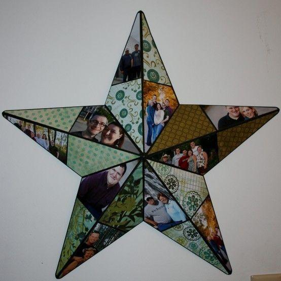 звезда коллаж фото фотография