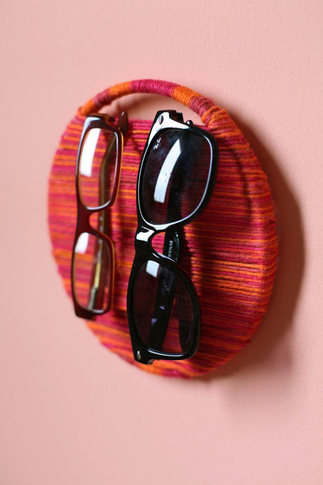 декор органайзер руками очки своими