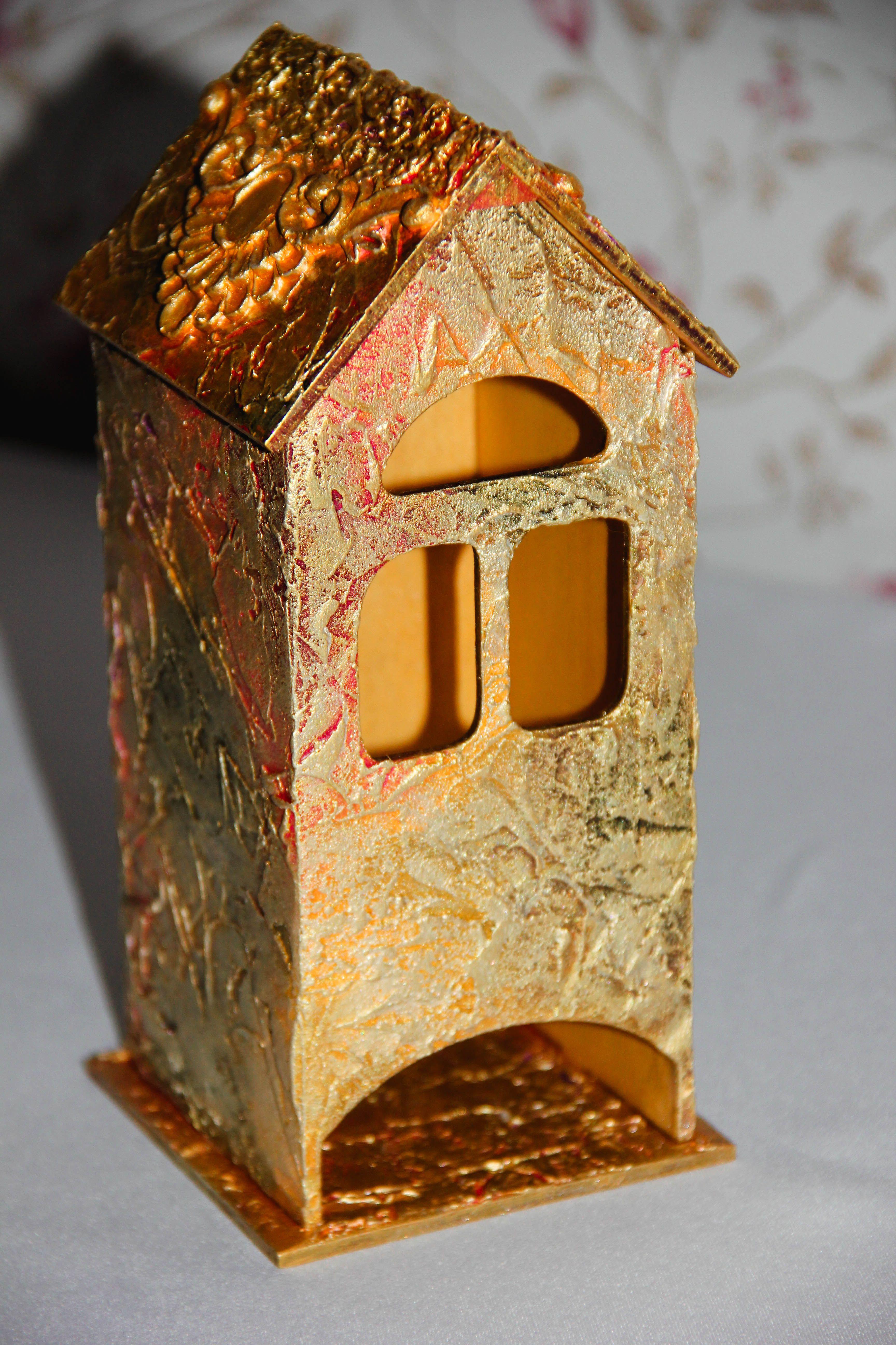золото кухня редкость домик чайный