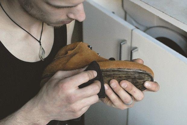 Обувь своими руками 43