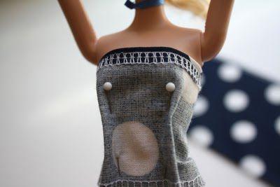 Одежда для кукол своими руками 3