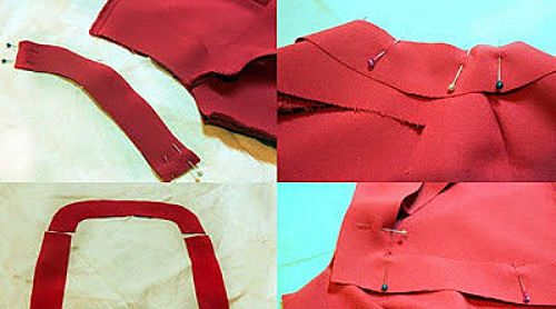 Выкройка платья своими руками 6