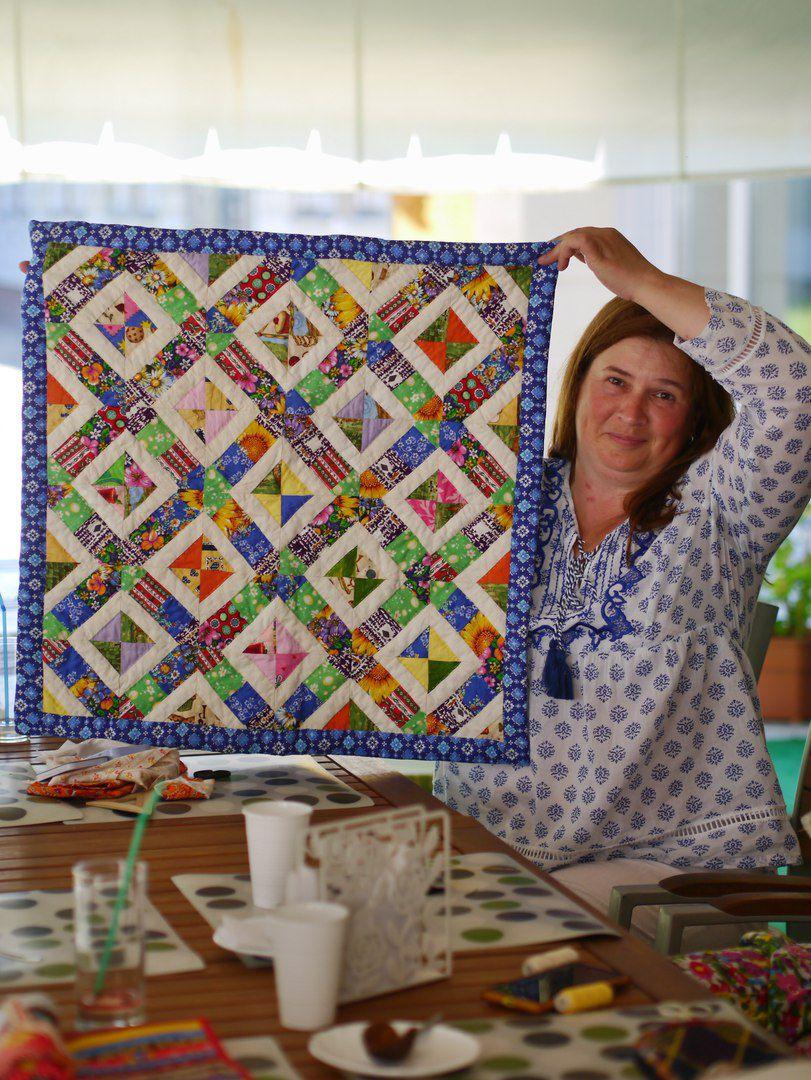 фестиваль шитье шьем текстиль праздник