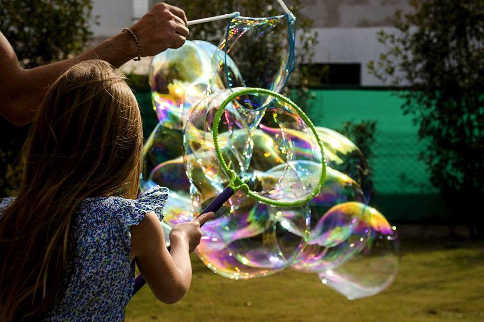 идеи пузыри своими детские праздник мыльные развлечения руками сделай сам дети