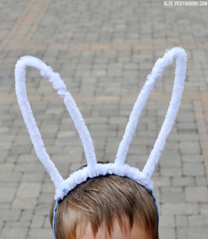 кролика праздник ушки пасха руками своими дети